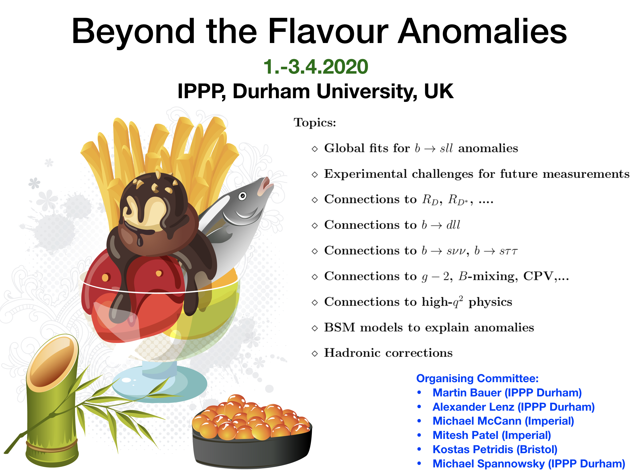 Beyond the Flavour Anomalies