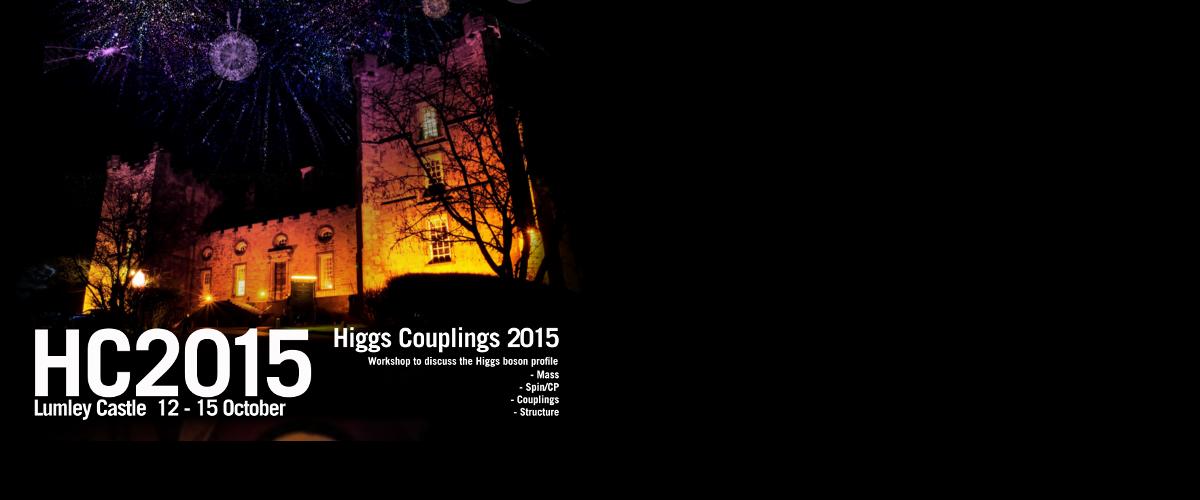 Higgs Couplings carousel