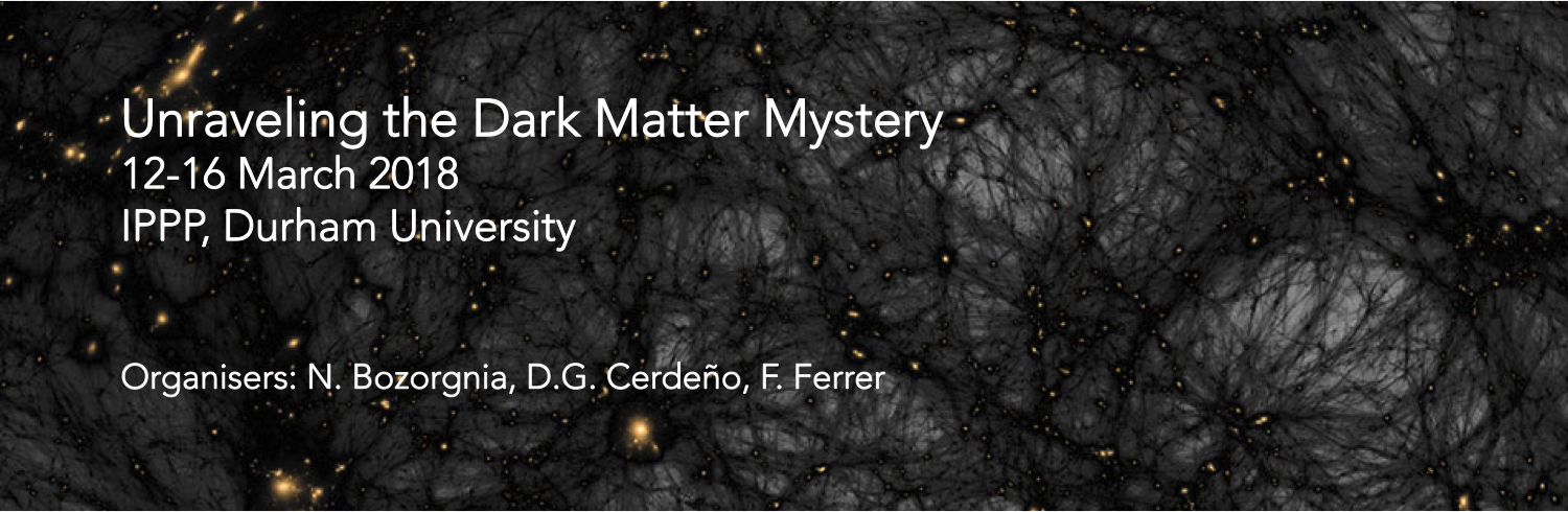 Unravelling the Dark Matter Mystery