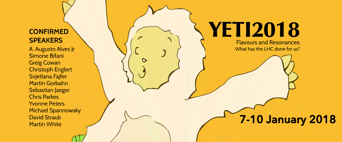 YETI 2018 - Flavours and Resonances: What has the LHC done for us?